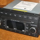 2010-2012 DODGE JEEP 6 DISC DVD MP3 CD CHANGER RADIO CALIBER DAKOTA COMPASS