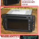 NEW 2007-2009 CHEVY SILVERADO TAHOE GMC BOSE NAV NAVIGATION RADIO CD DENALI
