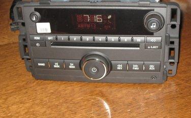 NEW UNLOCKED 2007-2013 GMC SIERRA SILVERADO TRUCK W/T CD Radio 3.5 Ipod MP3 IN