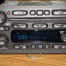GM GMC CHEVY TAHOE SUBURBAN H2 6 DISC CHANGER SILVERADO CD RADIO Stereo