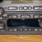 GM GMC CHEVY TAHOE SUBURBAN H2 6 DISC CHANGER SILVERADO CD RADIO Stereo