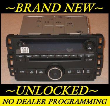 UNLOCKED~OEM 2006-13 CHEVY MONTE CARLO Impala CD Radio 3.5mm Aux/Ipod input &MP3