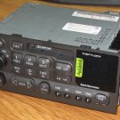 NEW 1995-2002 GM GMC Sierra Chevy Wahoe Silverado TAPE Cassette Radio CD-Control 15769262
