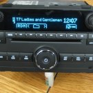 UNLOCKED 2007-11 GM CHEVY TAHOE SILVERADO GMC YUKON RADIO CD MP3 INPUT RDS