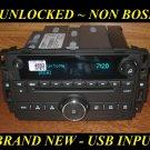 NEW 2009-2014 Chevy TAHOE Silverado W/T GMC SIERRA CD Radio USB & MP3 Input UQ3