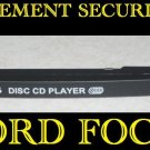 Ford Focus Radio REPLACEMENT Security Pen Strip removable 6006e 9006 CD 6 cd6