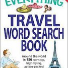 The Everything Travel Word Search Book by Charles Timmerman (2008, Paperback)