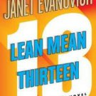 Lean Mean Thirteen by Janet Evanovich (2007, Hardcover)
