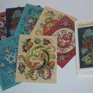 Rosemaling Notecards