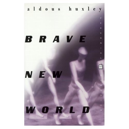 Brave New World by Adolous Huxley