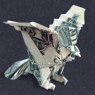 EAGLE Money Origami Art Dollar Bill Cash Sculptors Bank Note Handmade Dinero