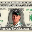 Dale Earnhardt Jr. (NASCAR) on REAL Dollar Bill Collectible Cash Money
