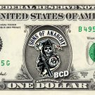 TV Shows on Real Dollar Bill - $1 Celebrity Custom Collectible Cash Money