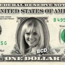 REESE WITHERSPOON on REAL Dollar Bill Spendable Cash Celebrity Money Mint
