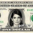 SANDRA BULLOCK on REAL Dollar Bill Spendable Cash Celebrity Money Mint