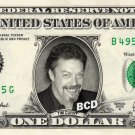 TIM CURRY on REAL Dollar Bill Collectible Cash Celebrity Money Mint $1.00