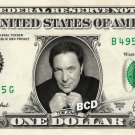 TOM JONES on REAL Dollar Bill Spendable Cash Celebrity Money Mint