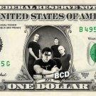 AFI band - Real Dollar Bill Cash Money Collectible Memorabilia Celebrity Novelty Bank Note
