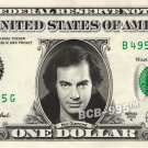 NEIL DIAMOND on REAL Dollar Bill - Collectible Celebrity Custom Cash Money Art