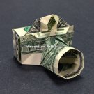 CAMERA Dollar Bill Origami - Great Money gift for Photographers and Photo Agency