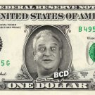 RODNEY DANGERFIELD on REAL Dollar Bill Collectible Cash Celebrity Money Mint
