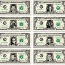 CELEBRITY on REAL Dollar Bill - $1 Celebrities Bill Custom Cash Money V.3