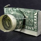 Money Origami CAMERA - Dollar Bill Art - Made with $1.00 Cash Money