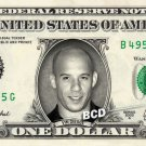VIN DIESEL on REAL Dollar Bill Spendable Cash Celebrity Money Mint