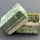 $2 Bill Money Origami GIFT BOX - Dollar Bill Art - Made with real $2 Cash