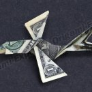 Money Origami TIGER SHARK - Dollar Bill Art - Made with real $1 Cash