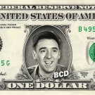 GOMER PYLE on REAL Dollar Bill Cash Money Collectible Memorabilia Celebrity Bank