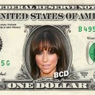 JENNIFER LOVE HEWITT on REAL Dollar Bill - Celebrity Collectible Cash Money $$$
