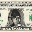 CHANDLER RIGGS on REAL Dollar Bill Spendable Money Walking Dead - Carl Grimes