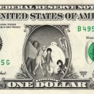 Disney Big Hero 6 ( Baymax ) on Dollar Bill Collectible Cash Money
