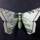$20 Bill Money Origami BUTTERFLY - Dollar Bill Art - Made with $20.00 Cash
