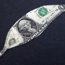 FEATHER Money Origami - Dollar Bill Art - Unique Cash Gift Idea