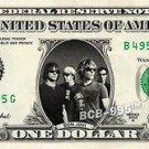 BON JOVI on REAL Dollar Bill - Collectible Celebrity Custom Cash Money Art