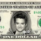 ELIJAH WOOD on REAL Dollar Bill - Collectible Cash Collectible Celebrity Money