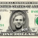 DOMINIC MONAGHAN on REAL Dollar Bill Collectible Cash Celebrity Money $$$