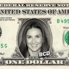 DEMI MOORE on REAL Dollar Bill Spendable Cash Celebrity Money Mint