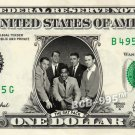 RAT PACK on a REAL Dollar Bill Cash Money Collectible Memorabilia Celebrity Bank