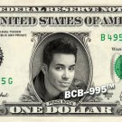 PRINCE ROYCE on REAL Dollar Bill - Singer - Cash Money Bank Note Currency Bank