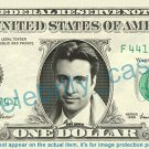 ANDY GARCIA - Actor - on REAL Dollar Bill - Cash Money Bank Note Currency Dinero
