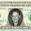 BRUCE GREENWOOD - Canadian actor on REAL Dollar Bill - Cash Money Bank Note