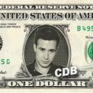 FREDDIE PRINZE JR on REAL Dollar Bill Cash Money Bank Note Currency Dinero