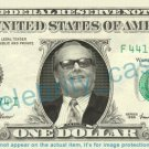 JACK NICHOLSON on REAL Dollar Bill Cash Money Bank Note Currency Celebrity