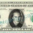 TAYLOR KITSCH Tim Riggins Friday Night Lights on REAL Dollar Bill Cash Money