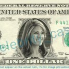 EVA MENDEZ on REAL Dollar Bill Cash Money Bank Note Currency Dinero Celebrity