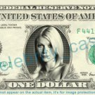 GWYNETH PALTROW on REAL Dollar Bill Cash Money Bank Note Currency Dinero Celebrity