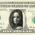 SARAH WAYNE CALLIES Sara Tancredi Prison Break on REAL Dollar Bill Cash Money